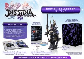 Dissidia: Final Fantasy NT édition collector ultime (PS4)