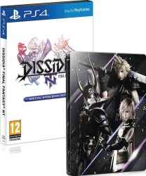Dissidia: Final Fantasy NT édition steelbook (PS4)