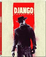 Django Unchained édition limitée steelbook (blu-ray)