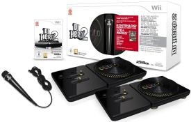 Pack collector DJ Hero 2 [contient 2 platines + micro + DJ Hero + DJ Hero 2] (wii)
