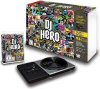 Bundle DJ Hero (PS3)
