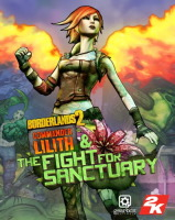"DLC Borderlands 2 ""Commandant Lilith et la Bataille pour Sanctuary"" (Switch)"