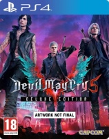 Devil may Cry 5 édition Deluxe (PS4)