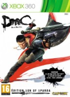 "DmC Devil May Cry édition collector ""Son of Sparda"" (Xbox 360)"