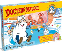 """Docteur Maboul édition """"il était une fois la vie"""""""