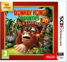 Donkey Kong Country Returns 3D édition selects (3DS)