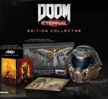 Doom Eternal édition collector (PS4)
