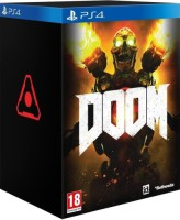 Doom édition collector (PS4)