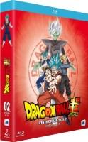 Dragon Ball Super coffret 2 (blu-ray)