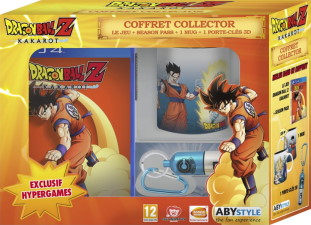 Dragon Ball Z: Kakarot coffret collector (PS4)