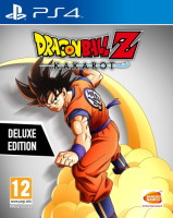 Dragon Ball Z: Kakarot édition Deluxe (PS4)