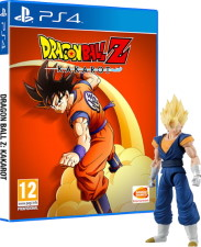 Dragon Ball Z : Kakarot (PS4) + figurine offerte