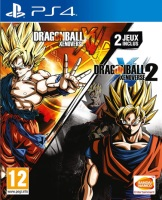"Compilation ""Dragon Ball Xenoverse 1 & 2"" (PS4)"