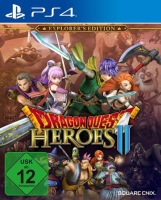 Dragon Quest Heroes II édition explorateur (PS4)