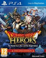 Dragon Quest Heroes : le crépuscule de l'arbre du monde édition Day One (PS4)