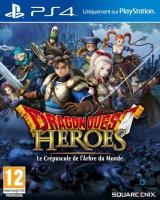 Dragon Quest Heroes : le crépuscule de l'arbre du monde (PS4)