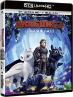 Dragons 3 : Le monde caché (blu-ray 4K)