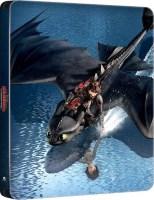 Dragons 3 : Le monde caché édition steelbook (blu-ray 4K)