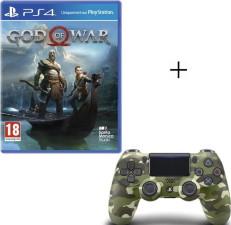 DualShock 4 + God of War