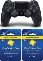 DualShock 4 + 15 mois de PS+