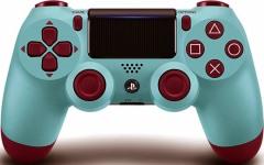 """DualShock 4 édition limitée """"Berry Blue"""" (PS4)"""