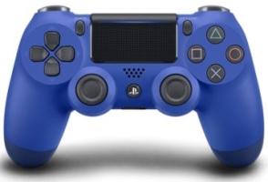 DualShock 4 bleu