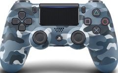 """DualShock 4 édition limitée """"Blue Camouflage"""" (PS4)"""
