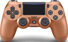"""DualShock 4 édition limitée """"Metallic Copper"""" (PS4)"""