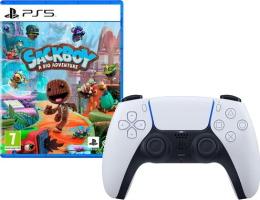 DualSense + Sackboy: A Big Adventure (PS5)