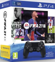 "Pack ""DualShock 4 + FIFA 21"" (PS4)"