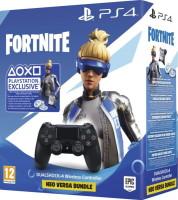 """DualShock 4 noire pack """"Fortnite"""""""