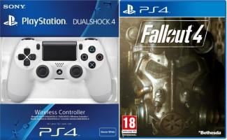 DualShock 4 acheté = Fallout 4 ou The Crew Wild Run offert