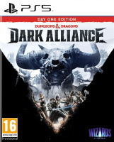 Dungeons & Dragons: Dark Alliance édition Day One (PS5)