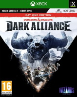 Dungeons & Dragons: Dark Alliance édition Day One (Xbox)