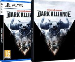 Dungeons & Dragons: Dark Alliance édition Steelbook (PS5)