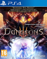 Dungeons III Extremely Evil Edition (PS4)
