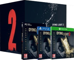Dying Light 2: Stay Human édition Deluxe (PS5, PS4, Xbox PC)