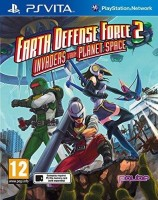 Earth Defence Force 2: Invaders from Planet Space (PS Vita)
