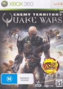 Enemy Territory : Quake Wars sur xbox 360