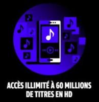 3 mois d'abonnement gratuits à Amazon Music HD