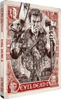 Evil Dead 2 édition steelbook (blu-ray 4K)