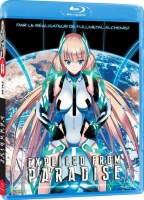 Expelled From Paradise (blu-ray)