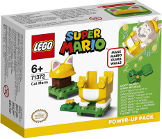 Extension Lego Super Mario : Costume de Mario chat