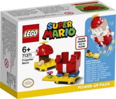 Extension Lego Super Mario : Costume de Mario hélice