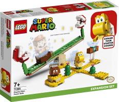Extension Lego Super Mario : La balance de la plante Piranha