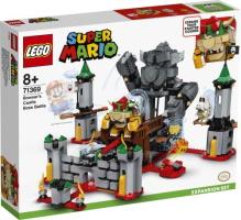 Extension Lego Super Mario : La bataille du château de Bowser