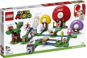 Extension Lego Super Mario : La chasse au trésor de Toad