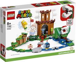 Extension Lego Super Mario : La forteresse de la Plante Piranha