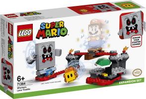 Extension Lego Super Mario : La forteresse de lave de Whomp