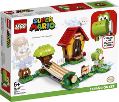 Extension Lego Super Mario : La maison de Mario et Yoshi